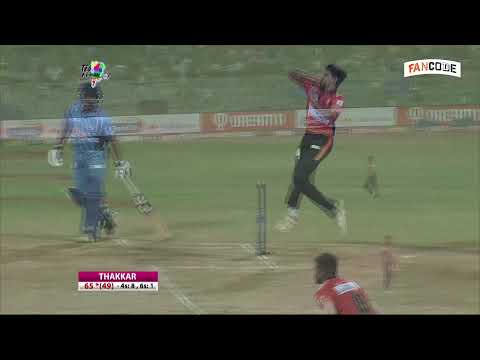 Mumbai T20 League 2019 | Aakash Tigers MWS vs Shivaji Park Lions | Match 20 | Live