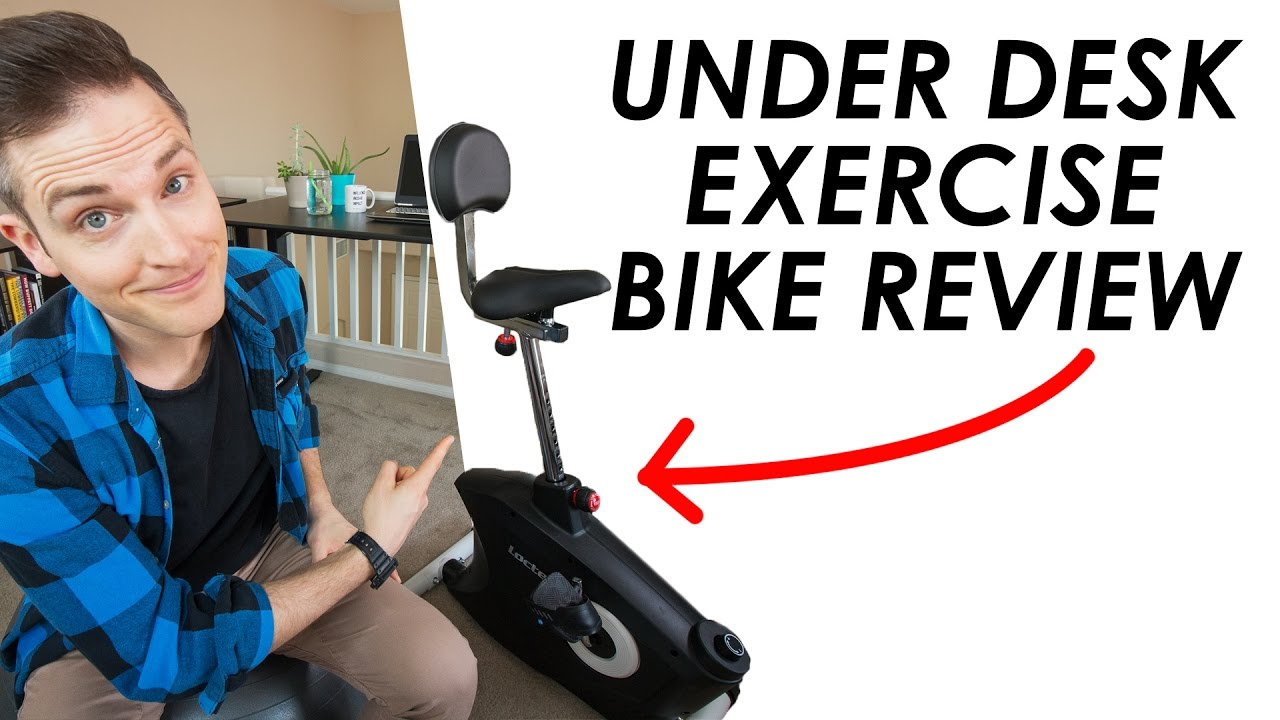 Desk Exercise Bike Review Loctek U2