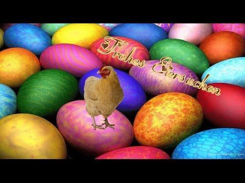 Schöne Osterfeiertage wünscht euch Pascha54
