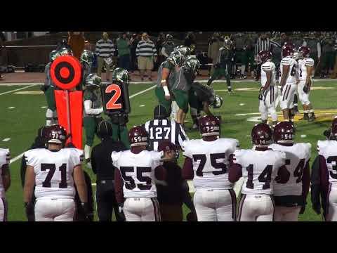 Salem Spartans vs Louisa County Lions 2017 Virginia 4A Football Championship- First Half