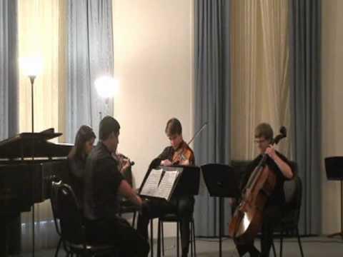 Minaret Chamber Music Workshop - The Gluh Quartet