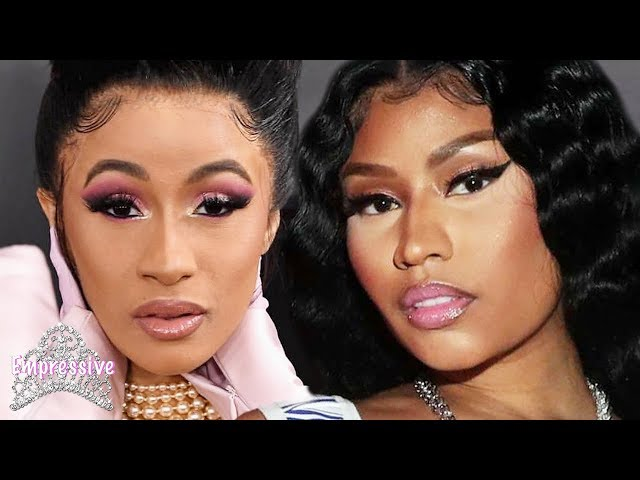 Nicki Minaj disses BET and The Grammys | Cardi B defends her Grammy win