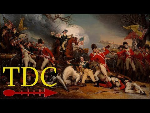 The American Revolutionary war - part 1 of 2(Documentary)
