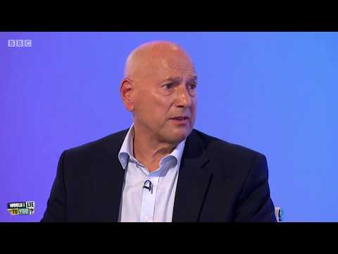 Did Claude Littner attack Lord Sugar's pet parrot? - Would I Lie to You? [HD][CC]