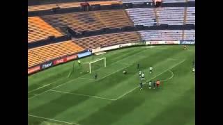 Gol de Gignac 1-0    Pretemporada de Tigres 2015 Tigres vs Dorados