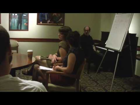 Robert Spano Demonstrates the Sonata Form
