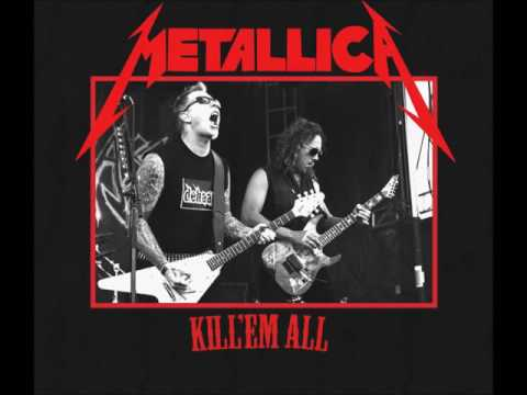 METALLICA - HIT THE LIGHTS [Eb Tuning / DELUXE EDITION]