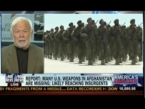 Report U.S. Weapons In Afghanistan Are Missing; Likely Reaching Insurgents - America's Newsroom