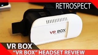 VR BOX Review(Short review of the