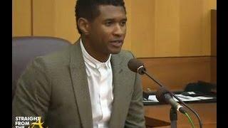 Usher & Tameka Raymond Emergency Custody Hearing (Part 2 of 2)