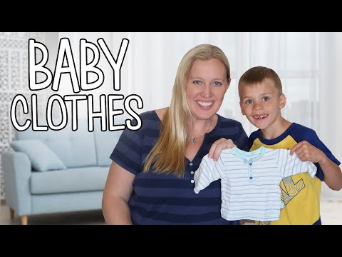 Week 33 Bumpdate – Michael Hears Baby's Heartbeat & Picking Baby's Clothes