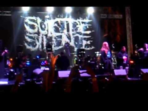 Suicide Silence at Metalfest VI Talk Re: Mitch -- Cerebral Bore Vocalist Quits! -- Memorized Dreams!