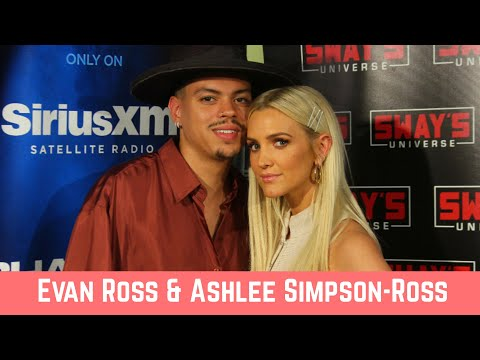 Ashlee Simpson Ross & Evan Ross Talk Love, Parenting, New Music and New Reality Show