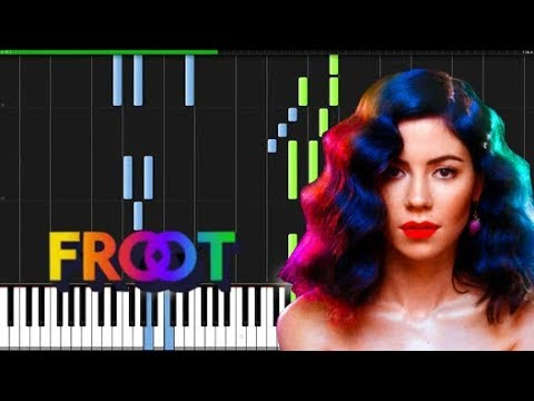 Froot - Marina and the Diamonds Piano Cover | LINK FOR SHEET MUSIC