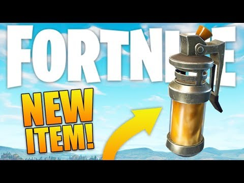NEW Stink Bomb Item! // Fortnite Battle Royale Gameplay // PS4 PRO // 1500+ Wins