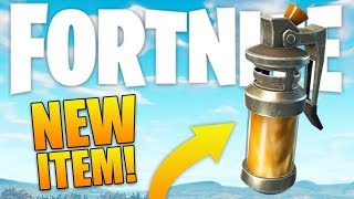 NEW Stink Bomb Item! // Fortnite Battle Royale Gameplay // PS4 PRO // 1500+ Wins