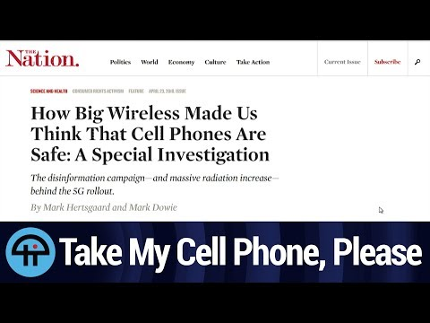 The Real Cell Phone Radiation Risks