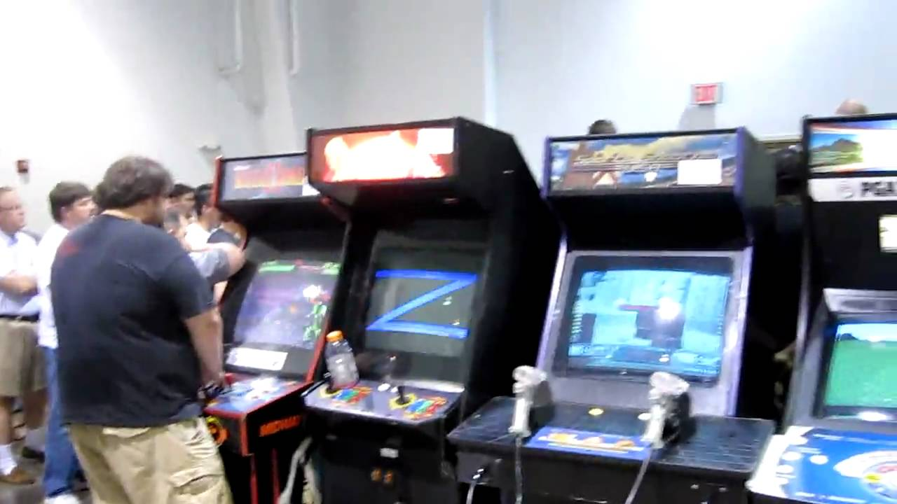 Arcades dallas roulette players opponent