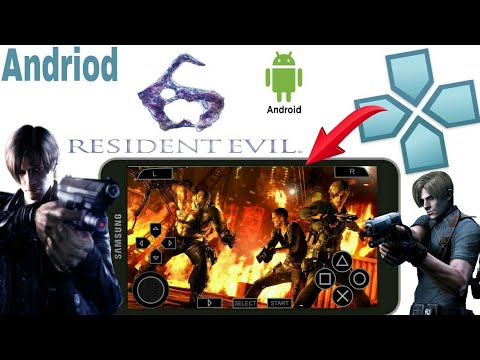 How To Download Resident Evil 6 Andriod