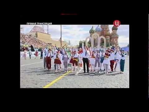 Домисолька - Я шагаю по Москве