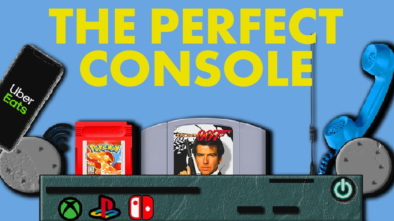 Creating The Perfect Next-Gen Console
