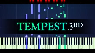 "Piano Sonata No. 17, ""Tempest"" (3rd mvt) // BEETHOVEN"