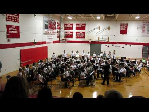 Laconia Middle School Full Band 2015