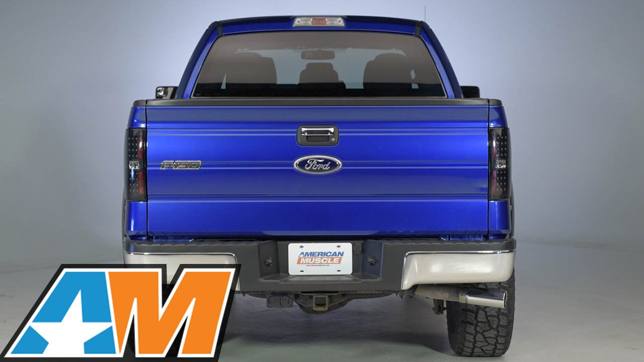 2009 2017 F 150 Recon Led Tail Lights Excluding Flareside Review Install You