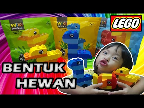 easy-play-and-learning-stringing-together-for-kids-with-animal-lego-duplo-bricks!-lego-hewan-lucu