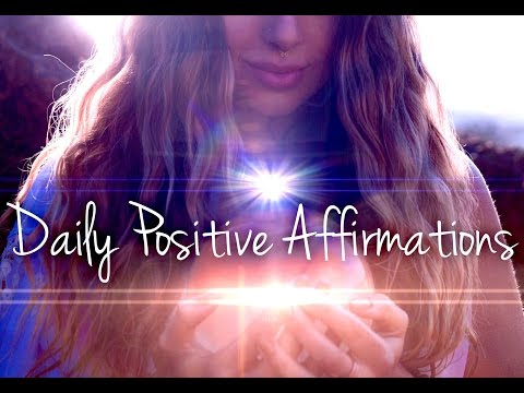Positive Affirmations- Ignite Your Personal Power- CHANGE YOUR LIFE