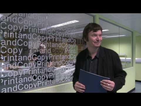 Ian Rankin opens library upgrade