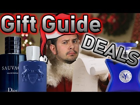 GREAT FRAGRANCE DEALS + GIVEAWAY | MAX AROMA GIFT GUIDE 2018