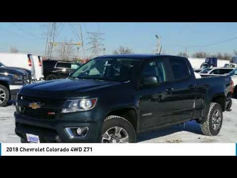 2018 Chevrolet Colorado Roseville, Fridley, St. Paul, Minneapolis 185529