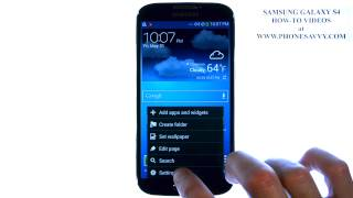 Samsung Galaxy S4 - How Do I Setup Auto Reject Text Message