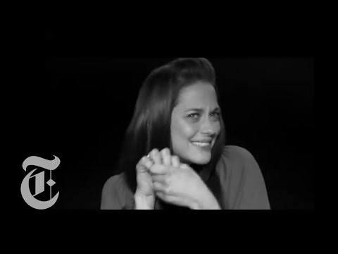 Marion Cotillard Interview | Screen Test | The New York Times