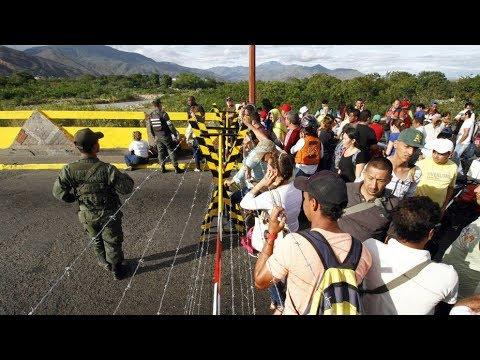 Tensión en la frontera Venezuela-Colombia