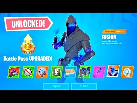 BUYING ALL 100 TIERS! Season 11 Battle Pass ALL ITEMS UNLOCKED! - Fortnite Battle Royale
