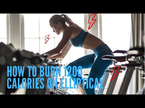 4 Methods to Use-up More Calories with an Elliptical