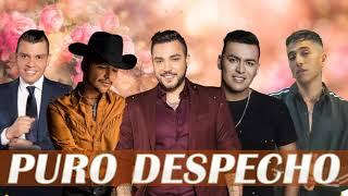 Christian Nodal, Jessi Uribe, Alzate, Yeison Jimenez, Andy Rivera y mas- Puro Despecho- Despecho Mix