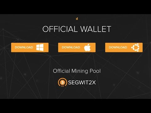 Bitcoin Segwit2x Official Wallet?!? | Should You Use It?