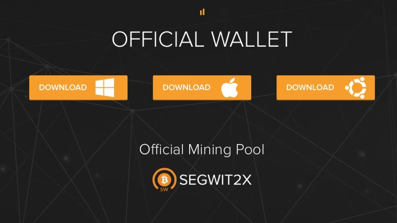 Bitcoin segwit2x official wallet should you use it youtube bitcoin segwit2x official wallet should you use it ccuart Images
