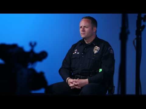 RAW: Aurora Police Lt. who made desperate decision to transport victims by police cruiser