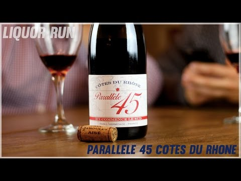 A Complementary, THANKSGIVING (French) Wine | Liquor Run