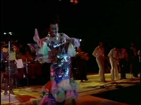 Celia Cruz & The Fania All Stars - Guantanamera - Zaire, Africa 1974