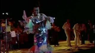 Celia Cruz & The Fania All Stars - Guantanamera - Zaire, Africa 1974