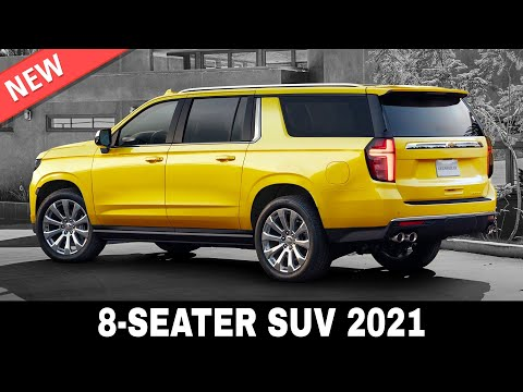10 Newest 8-Seater