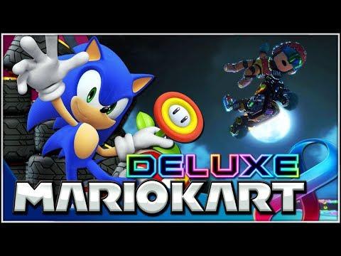 Detrás de ti!!! | Mario Kart 8 Deluxe (Switch) con @Dsimphony
