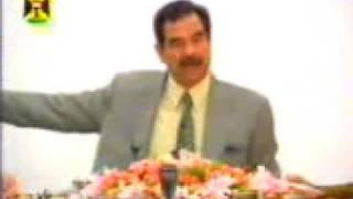 صدام والتصنيع العسكري نادر