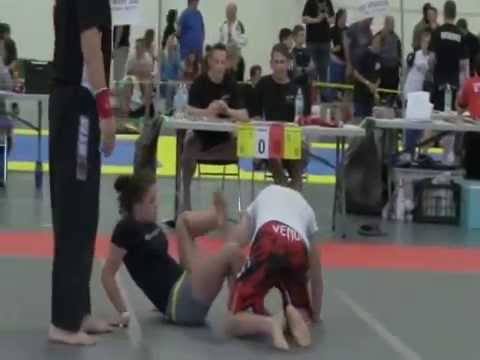 Mixed wrestling   Crazy amateur wrestlers