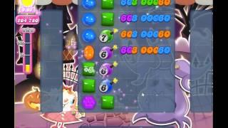 Candy Crush Saga Level 725 - No Boosters
